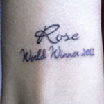 rose verdensvinder tatovering